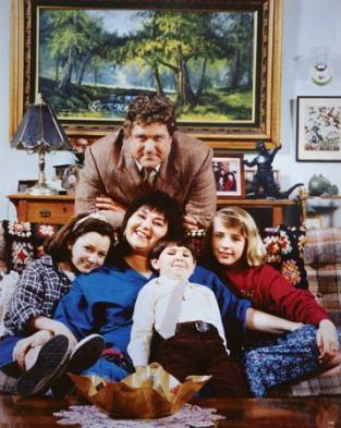 roseanne family
