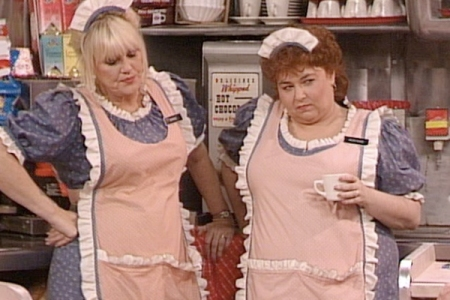 roseanne waitress